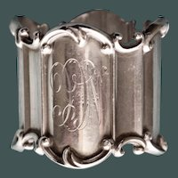 Antique American Sterling Napkin Ring by Towle