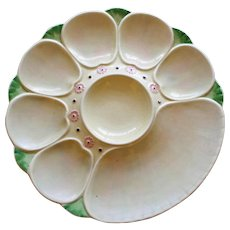 Antique Minton Oyster Plate (English)