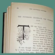 """""""The Peterkin Papers"""" by Lucretia P. Hale, 1924"""