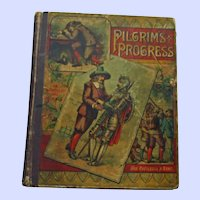 """""""The Pilgrim's Progress in Words of One Syllable"""" by Mary Godolphin, Decor"""