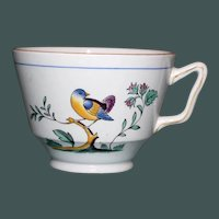 """Vintage """"Queens Bird"""" Cup by Spode, (G 150), 2 Available"""