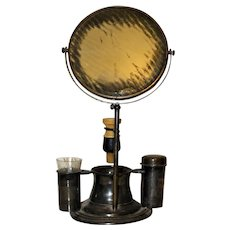 Antique Shaving Stand Complete with Mirror