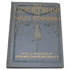 The Courtship of Miles Standish by Longfellow