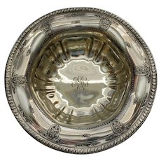 Wallace Sterling Deep 11.75 Inch Bowl