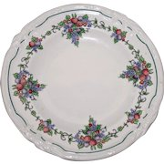 "Wedgwood Butter Plate in California ""Earth"" Pattern"