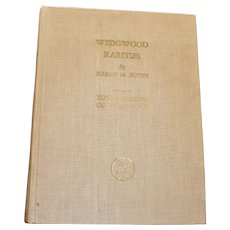 Wedgwood Rarities by Harry M. Buten