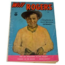Will Rogers Comic