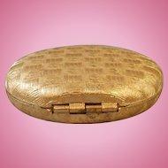 Vintage Van Cleefs & Arpels Moon Drops Demi Compact