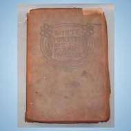 1908 Roycrofters Book White Hyacinths by Elbert Hubbard