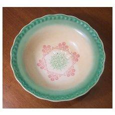 Vegetable Bowl, Soft Paste Porcelain?