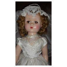 Madame Alexander Bride doll