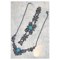 Beautiful necklace and bracelet .. What can you tell me?