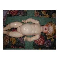 Doll Heinrich Handwerck body Goebel b5-12 head