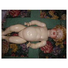 Doll Heinrich Handwerck body Goebel b5-12 head