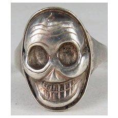 Memento Mori? Skull Ring