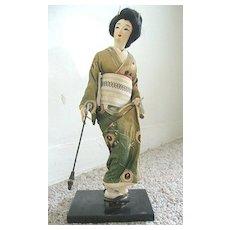 Charming Oriental Cloth Doll