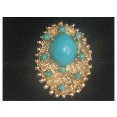 Vintage Gold Ring Hallmark Help