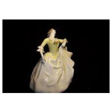 Rosental Porcelain Figurine Kunstabteilung Selb Germany--
