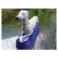 ? Dalmatian Dog Figurine