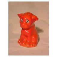 Red Dog Spice/Salt/Pepper Shaker