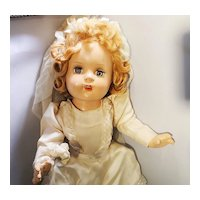 Jointed Porcelain Doll Any help is welcome