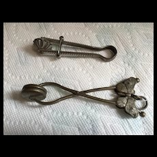 Victorian Tongs for what purpose ???