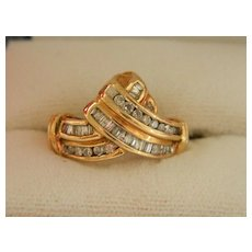 What is this mark? Gorgeous 10kt Yellow Gold Ring