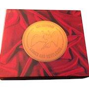 """RARE 6 cd set Led Zeppelin """"Ladies & Gentlemen"""" Limited Ed #67 Sanctuary, MINT!"""