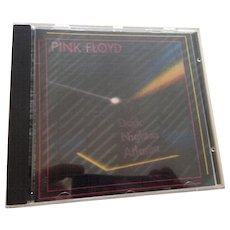 Rare Pink Floyd Dark Night In Atlanta 9-24-73 Whoopy Cat WKP-0030