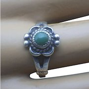 Bell Trading Post Native American Turquoise Ring