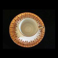Unusual Limoges Tea Trio