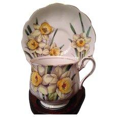 Royal Albert Daffodil Tea Set