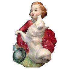 "Royal Doulton ""Coming Home"" figurine c.  1955"