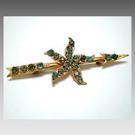 Deco-Era Arrow Brooch/Pin