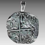 Atocha Replica Silver Treasure Coin