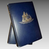 A Naval History of the American Revolution by G.W. Allen (2 Volumes)