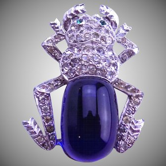 KTF  1939 Alfred Philippe Beetle Bug Fur Clip