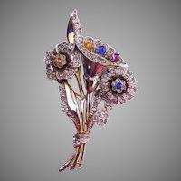 1930-1940's Beautiful Old Pin