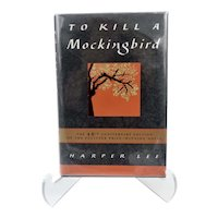 To Kill A Mockingbird, Signed Harper Lee 40th Anniversary Edition Mint