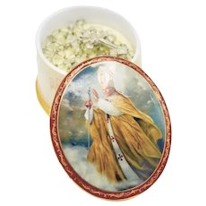 Ardleigh Elliott Rosary Music Box His Holiness John Paul II Ave Maria