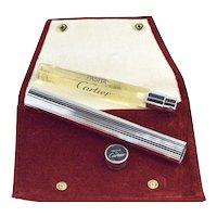 Cartier Unisex Pasha De Cartier 3.4 Oz Eau De Toilette Travel Spray