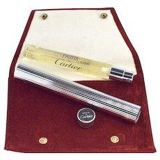 Cartier Pasha De Cartier 3.4 Oz Eau De Toilette for Men / Women Travel Spray