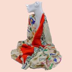 Cashmere Silk PASHMA Scarf Shawl Handmade India