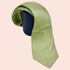 Fashionware Jones NY Imported Silk Mens Necktie