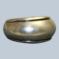 Estate Spratling Dome Ring in Sterling Silver