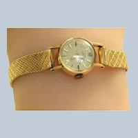 Vintage Hand Wind Girard Perregaux 18K Ladies Watch