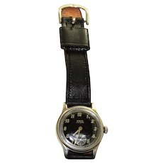 Estate Vietnam Era Gala Stainless Shock Absorber Watch