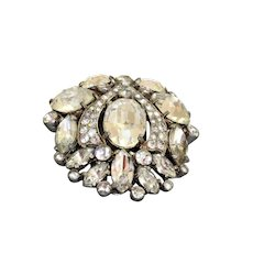 Eisenberg Original Large Brooch