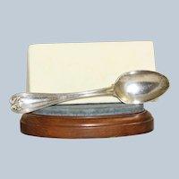 Tiffany Colonial Spoon Discontinued