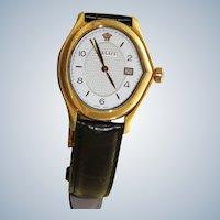 Estate Versace Rose Gold 20Q Watch